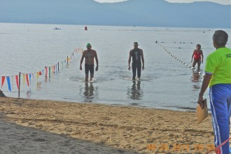 2.5k/5k/10k Swims - Photo by George Adams